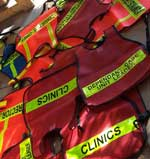 Incident Command System Vests
