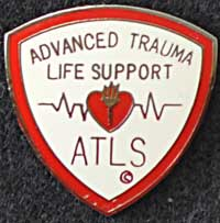 Advanced Trauma Life Support Pin