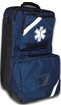 O2 / Trauma / AED Backpack (Navy)