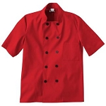 Short Sleeve Chef Jackets
