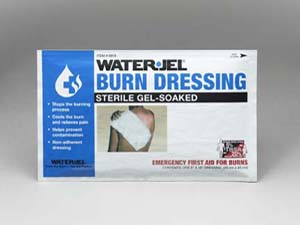 8inx18in Water Jel-tm all-purpose burn dressing sterile - 1 each
