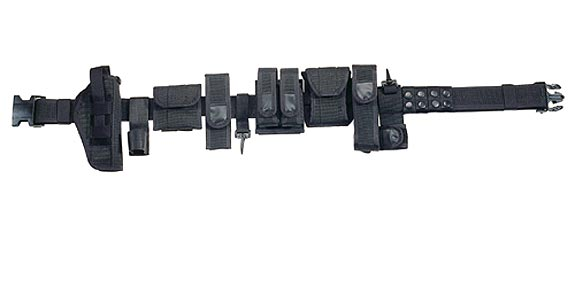 Police Uniform Duty Belt
