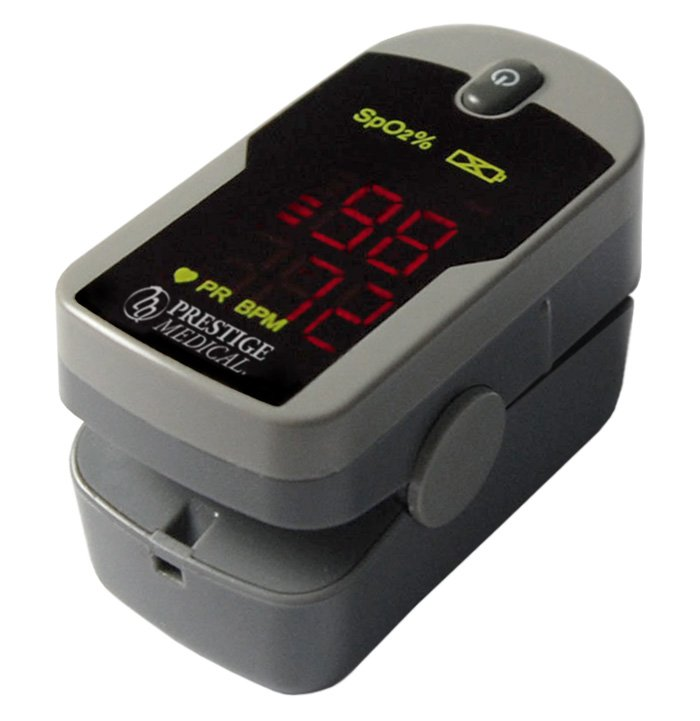 Basic Fingertip Pulse Oximeter