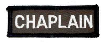 Chaplain Bar 1 x 3 Brown