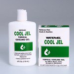 WaterJel-tm Cool Jel burn relief single dose 35 gm pack - 25 packs per dispenser box