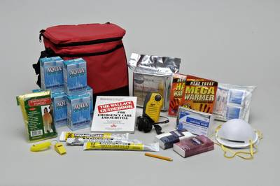 SafetyStore Deluxe Preparedness Kit