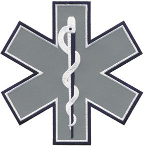 Reflective Star of Life 7