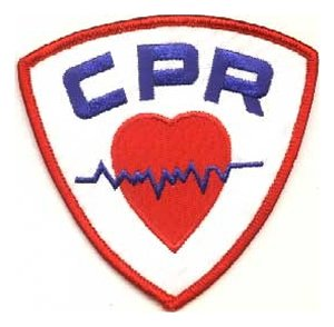 CPR Shield Patch
