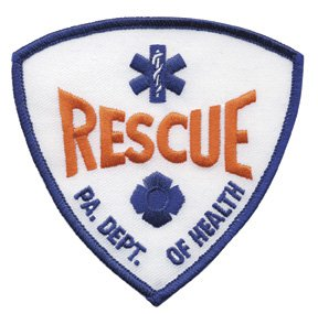 Pennsylvania RESCUE Patch