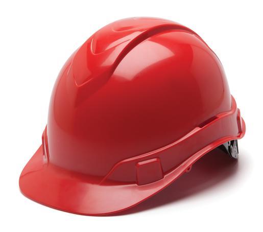 Economy Hard Hat 4-Point Snap Lock