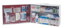 2-Shelf First Aid Commercial Kit