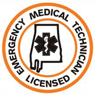 Alabama EMT Licensed