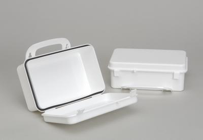 16 Unit Economy Plastic First Aid Box