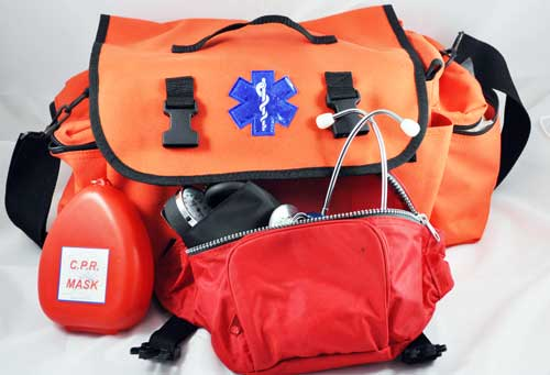 Team MedicPRO Sports First Aid Kit
