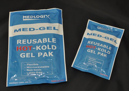 Large Reusable Hot-Cold Gel Pack - Single