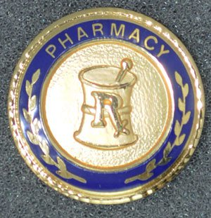 Pharmacy Graduation Pin