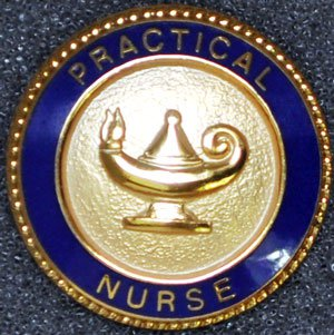 Practical Nursing Graduation Pin