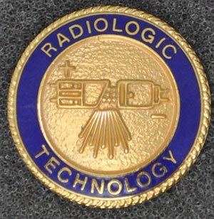 Radiologic Technology Graduation Pin