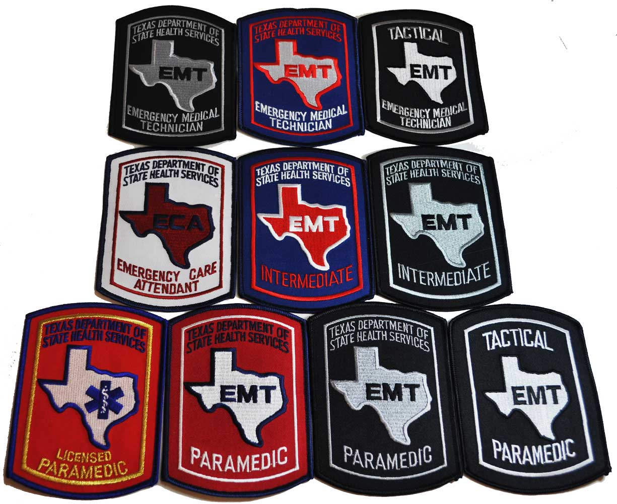 Texas Patch Collector Set