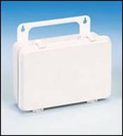 10 Unit Polypropylene with Gasket and Handle Hanger 7.75 inx4.5 in x 2.325 in - 1 each