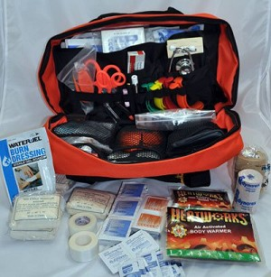 EMT Kit Contents Only