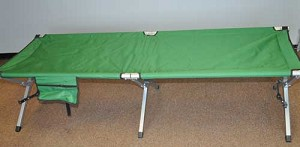 Improved Military Style Shelter Cot - set/2