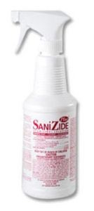 SaniZide Plus TM 16 fl oz trigger sprayer