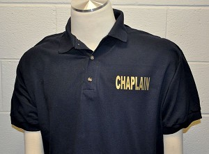 Chaplain Polo Shirt