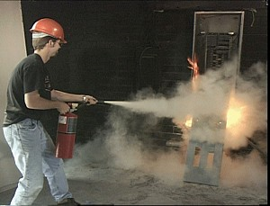 Using Fire Extinguishers - Safety Meeting Kit
