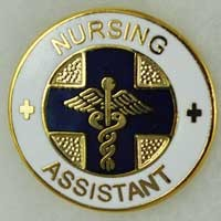 Nursing Assistant Pin