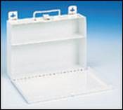 25 Person 1 Shelf  with Handle and Mounting Hardware 10.5 inx7.5 in x  2.5 in - 1 each